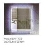 جديد شظية بنية جدار ضوء يعلى [لد] مرآة