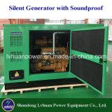 Générateur de biogaz du kilowatt MW ou prix de générateurs d'énergie électrique