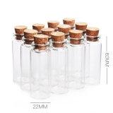 Nebelfleck-Flasche der Korken-Glasflaschen-gedichtetes Glasflaschen-14ml (NBG1133)