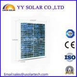 Panneau solaire coloré bon marché personnalisé de 10W 20W 30W poly