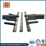 Joint plaqué bimétallique de passage de structure d'alliage d'aluminium