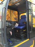 De mobiele zelf-Voedt Vrachtwagen van de Concrete Mixer met Automatisch Wegend Systeem