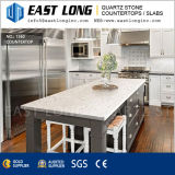 SGS/Ceのレポートを用いる台所装飾/Bathroomのための人工的な水晶石のカウンタートップ