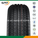Neumático de coche radial del neumático sin tubo de la polimerización en cadena de 15 pulgadas 185/65r15