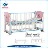 In voller Länge Funktions-elektrisches pädiatrisches Bett der seitlichen Schienen-fünf