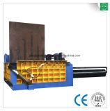 Macchina d'acciaio della pressa per balle del metallo del motore diesel delle leghe di alluminio