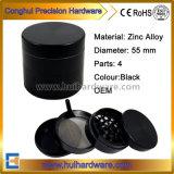 高品質CNC加工部品CNCタバコ研削盤アルマイト加工ハーブ研削盤