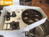 Gewundener Teig-Mischer für Mehl 50kg in der Filterglocke 200L