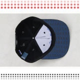 5 chapéus novos do Snapback do painel com logotipo 3D