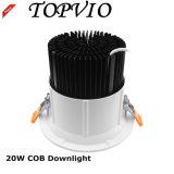 Ce/RoHSの公認の軽いクリー族の天井50W LEDの穂軸Downlight