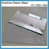 Specchio dell'argento del materiale da costruzione con alluminio per lo specchio della stanza da bagno