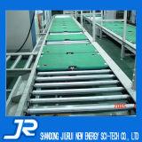 Transportador de rolo galvanizado de aço carbono para linha de transporte de mineração