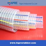 PVC鋼線の補強されたホース