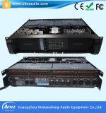 セリウムのRoHSの証明書が付いているクラスDのモジュールの高品質4チャネルのアンプの実験室Fp10000q PAのアンプ
