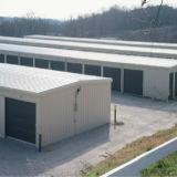 Het Pakhuis van de Structuur van het Staal van de automatische opslag (kxd-SSB1157)