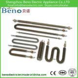 Elemento calentador de acero inoxidable para el Horno Eléctrico