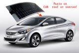 100W 부드럽게 유연한 탄력 있는 Foldable 구부릴 수 있는 Sunpower 태양 전지판 PV 모듈