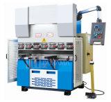 Pressionar o freio, máquina de dobra hidráulica da placa do CNC Nc, dobrando a máquina