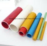 Anti-Corronsion tubo di FRP, tubo della vetroresina, GRP Palo con il rendimento elevato