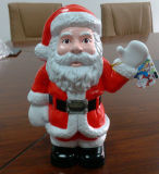 Altavoz del regalo de Papá Noel de la Navidad del padre de Kriss Kringle