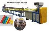 高精度TPUの空気の管のプラスチック放出の機械装置