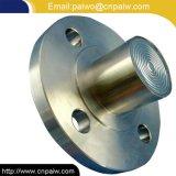 熱い鍛造材CNCの機械化の合金鋼鉄4140 42crnimoステンレス鋼316 304のノズルのフランジ