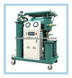 De mini Draagbare Hoge VacuümZuiveringsinstallatie van de Olie van de Transformator (ZY)