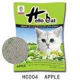 цветастое высокое качество сора кота бентонита 2016 7kg и Clumping