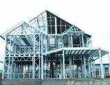 Pre проектированное светлое здание стальной структуры