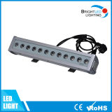 DMX512/DMX512A LED Wand-Unterlegscheibe-Licht 15W mit 5 Jahren Garantie-