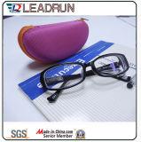 Form Sunglass Sport-Metallplastik polarisiertes Azetat-hölzernes Kind-Frauen-Metallunisex-PC Sun-Glas (GL63)