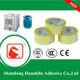 Adhésif sensible à la pression à base d'eau assurément de qualité et de quantité