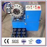 "Techmaflexのセリウム1/4の"" ~2 ""油圧ホースのひだが付く機械装置装置"