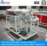 Boyau de PVC/machines spiralés de tissu-renforcé à haute pression extrudeuse de tube