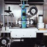 Машина для прикрепления этикеток втулки PVC с двойным Servo мотором