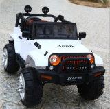 De Rit van de jeep op de Auto Vergunning gegeven 12V Auto van het Speelgoed van de Jonge geitjes van de Auto