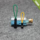 Extrator plástico do Zipper da injeção do vestuário com cabo