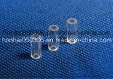 Embouts optiques de fibres de verre de Pyrex de haute précision