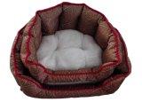 높은 Quaulity와 안락 산호 우단 개 침대 (WY161038A/B)