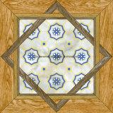 Mattonelle di ceramica della stanza di legno