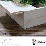 Het Glijden van de Douane van Hongdao de Eenvoudige Houten Prijs Wholesale_L van de Doos van het Deksel