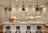 カシ木オーストラリア様式の白い食器棚(WH-D693)