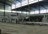 Máquina caliente de la prensa de la laminación de la melamina de la carpintería
