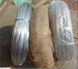不良部分のサウジアラビアの市場の/Galvanizedの鉄ワイヤーのための22gauge結合ワイヤー