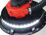 Электрический шлифовальный прибор Dmj-700f-L Drywall полировщика стены с светом пояса