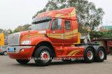 La longue cabine/longtemps flairent/longtemps les camions principales d'entraîneur de tête de camion d'entraîneur de FAW /Jiefang 420HP 6X4