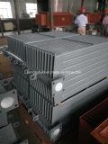 Pintura del polvo del radiador del transformador