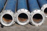 Fabricante directo torcido en espiral resistente del manguito de goma hidráulico del manguito