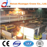 YZ Type 75/20~125/32t Double Beam Foundry & Cast Bridge/Overhead Crane