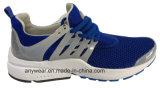 Les hommes soulagent les chaussures courantes de marche de sports (16740)